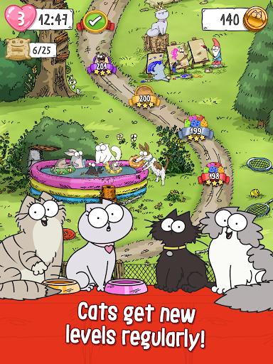 Simonu2019s Cat Crunch Time - Puzzle Adventure! 1.46.1 screenshots 14