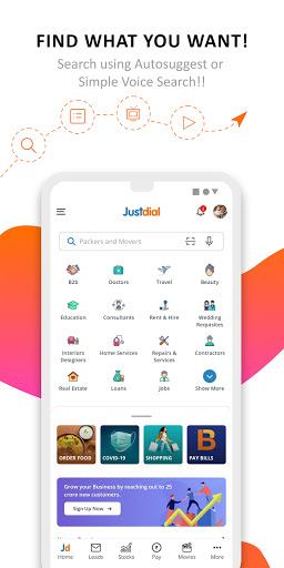 JD -Search, Shop, Travel, Food, B2B  screenshots 1