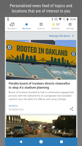 ABC7 Bay Area 7.13 screenshots 2