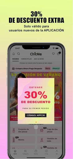 Chic Me - Best Shopping Deals apktram screenshots 5