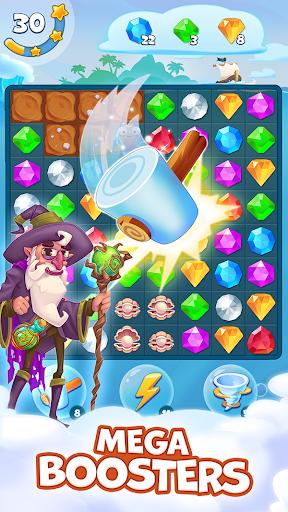 Pirate Treasures - Gems Puzzle 2.0.0.97 screenshots 3