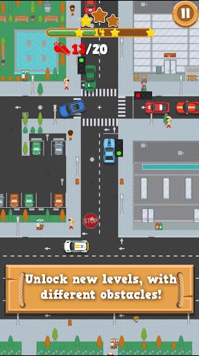 traffic control: realistic traffic simulator screenshot 3