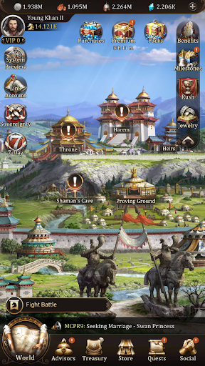 Game of Khans android2mod screenshots 7