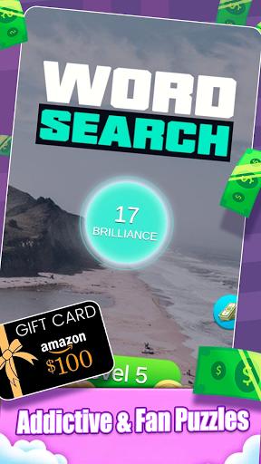 Word Search u2013 Word Puzzle Games Free to Big Win 1.1.4 screenshots 3