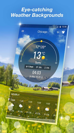 Live Weather Forecast App 16.6.0.6327_50169 Screenshots 1