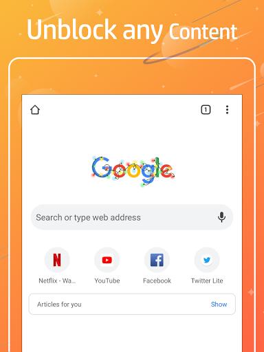 Speed VPN - Unlimited VPN, Fast, Free & Secure VPN android2mod screenshots 14
