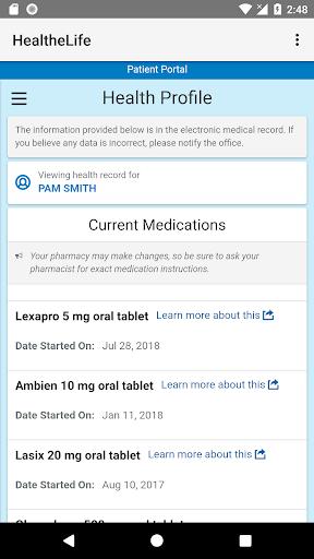 HealtheLife apktram screenshots 2