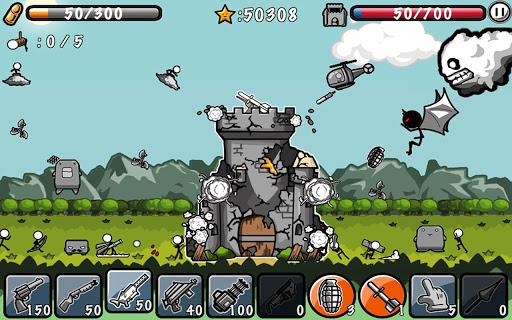 Cartoon Defense  screenshots 4