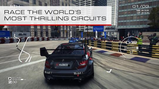 GRID Autosport Mod Apk (MOD, Unlimited Money) 3
