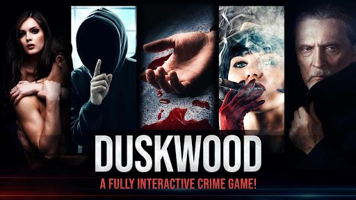 Duskwood - Crime & Investigation Detective Story apktram screenshots 1