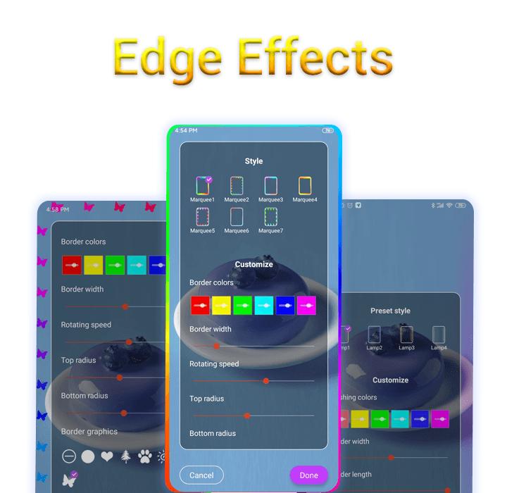 3D Effect Launcher - Cool Live Effect, Wallpaper  poster 3