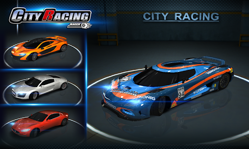 City Racing 3D Mod Apk 3