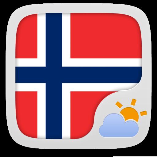 Norwegian Language GOWeatherEX For PC Windows (7, 8, 10 and 10x) & Mac Computer