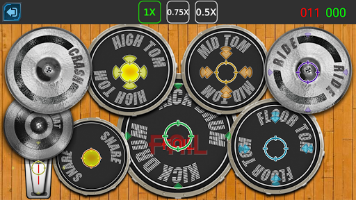 Drum Hero (rock music game, tiles style) 2.4.4 Pc-softi 5