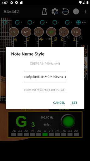 GuitarTuner - Tuner for Guitar apktram screenshots 6