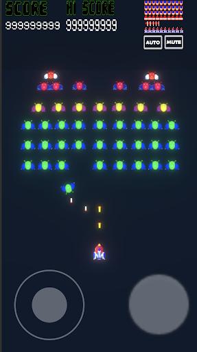 Galaxiga Retro 2.03a screenshots 5