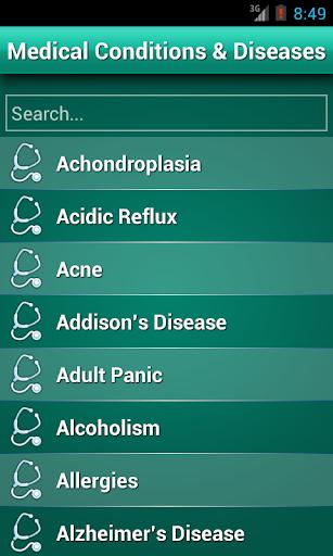 Diseases Dictionary u272a Medical Apk 1