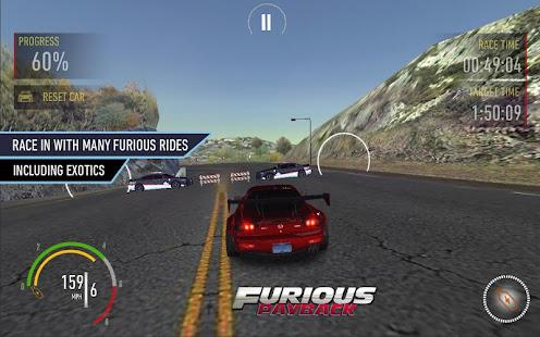 Furious Payback - 2020's new Action Racing Game 5.4 Screenshots 2