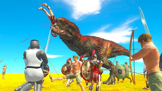 Animal Revolt Battle Simulator (Official) Mod Apk 1.0.9 (A Lot of Gold Bars) 4