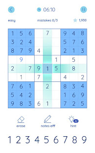 Easy Sudoku - Play Fun Sudoku Puzzles!