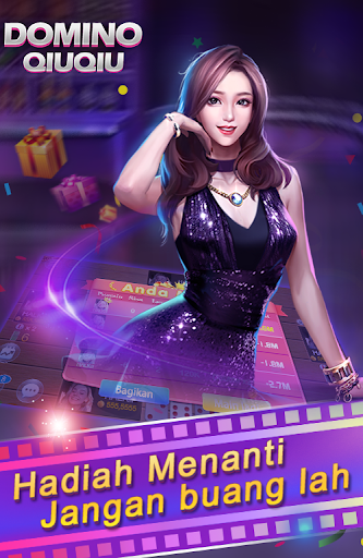 Domino 99 qiuqiu poker qq gaple remi capsa susun 1.4.5 screenshots 6