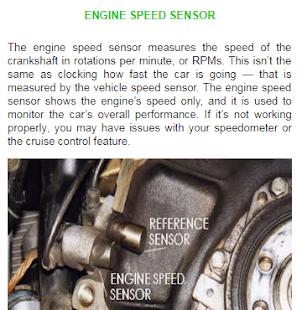 CAR Sensor