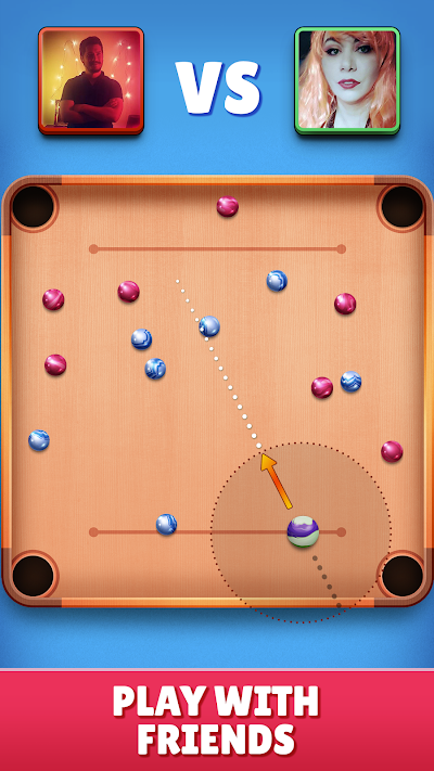 Marble Clash Android App Screenshot