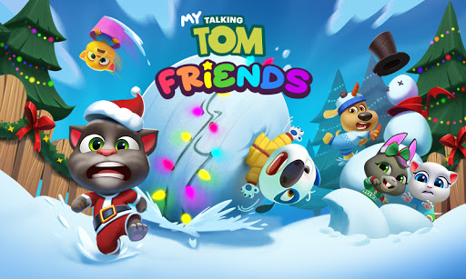 My Talking Tom Friends 1.5.1.4 screenshots 7
