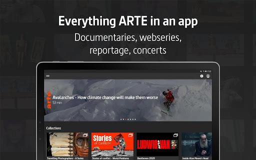 ARTE apktram screenshots 10