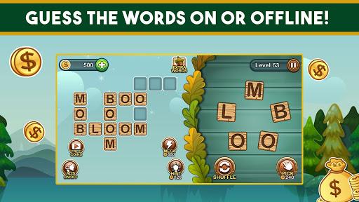 Word Nut: Word Puzzle Games & Crosswords 1.160 Screenshots 9