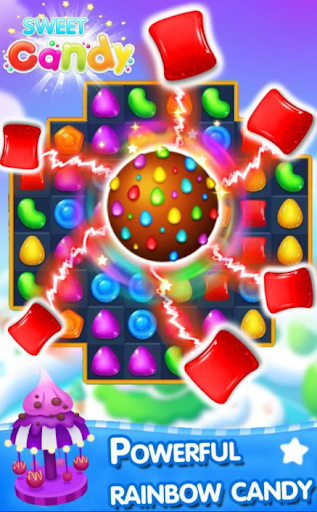 Sweet Candy Sugar :matching candy sugar screenshots 1