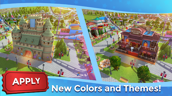 RollerCoaster Tycoon Touch - Build your Theme Park Unlimited Money