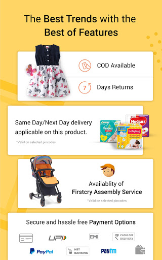FirstCry India - Baby & Kids Shopping & Parenting  screenshots 5