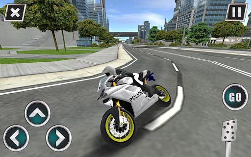 Police Motorbike Traffic Rider 1.8 screenshots 17