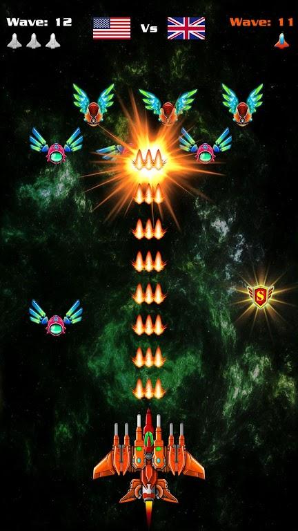 Galaxy Attack: Alien Shooter poster 2