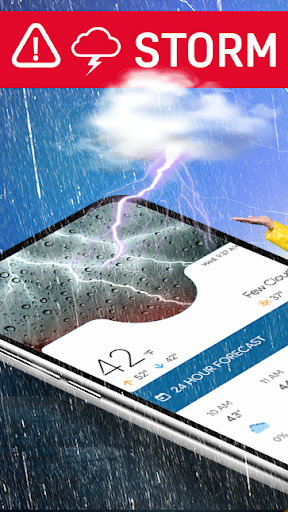 Weather Home - Live Radar Alerts & Widget modavailable screenshots 1