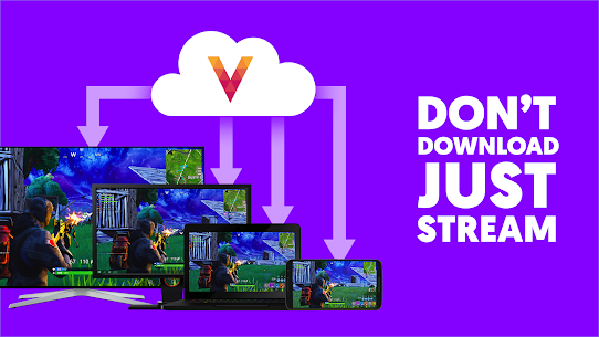 Vortex Cloud Gaming 5