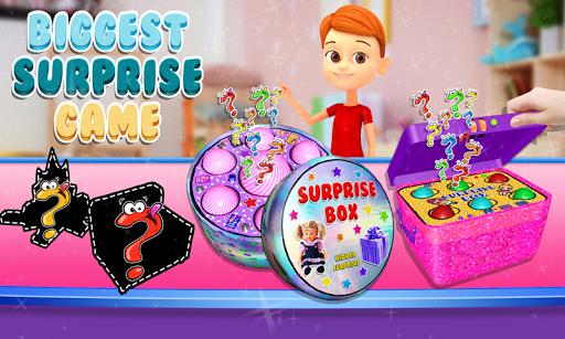 Unboxing Biggest Surprises! Collectible Dolls 1.0.3 screenshots 1