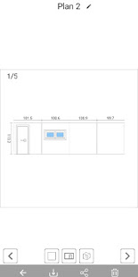 SmartPlan - Floor plan app using camera