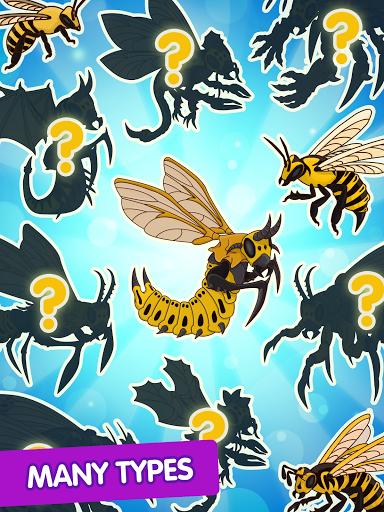 Télécharger Angry Bee Evolution APK MOD (Astuce) screenshots 3