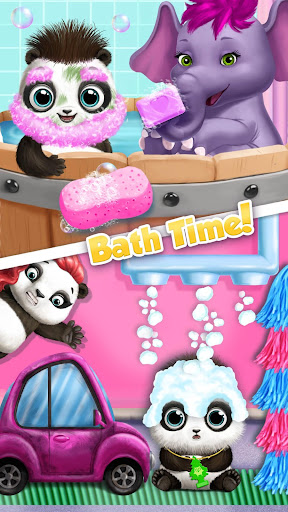 Panda Lu Baby Bear Care 2 - Babysitting & Daycare 5.0.10002 screenshots 8