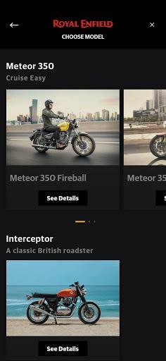 Royal Enfield App 6.7 Screenshots 14