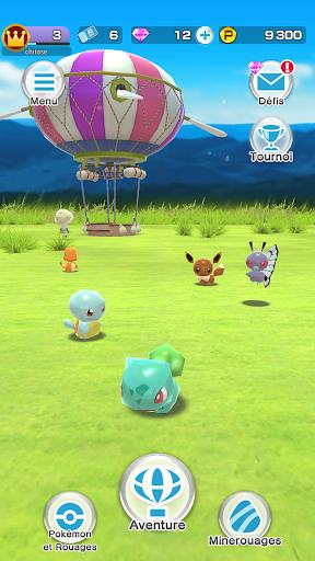 Code Triche Pokémon Rumble Rush APK Mod screenshots 1