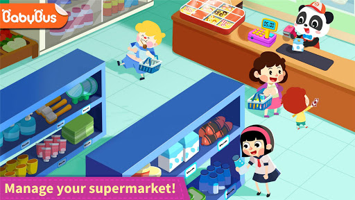 Baby Panda's Town: Supermarket 8.48.00.01 Screenshots 6