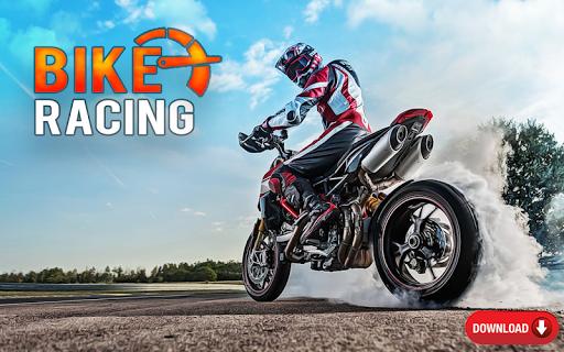 Mega Real Bike Racing Games - Free Games  screenshots 3