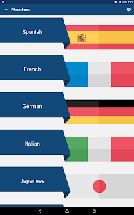 Travel Phrasebook | Foreign Language Translator Screenshot
