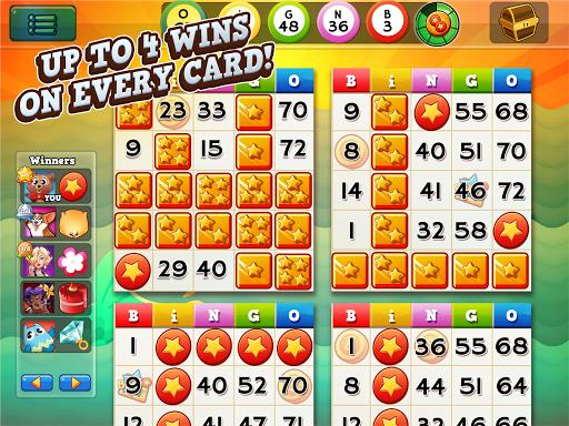 Bingo Pop: Free Live Multiplayer Bingo Board Games 7.3.47 screenshots 16