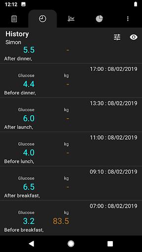 Diabetes 4.4 Screenshots 3