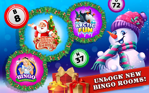 Christmas Bingo Santa's Gifts screenshots 17