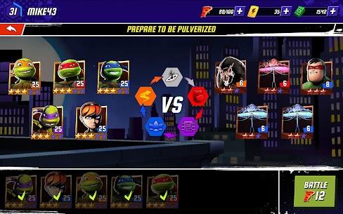 Ninja Turtles: Legends Mod Apk 1.20.0 (Unlimited Money) 7